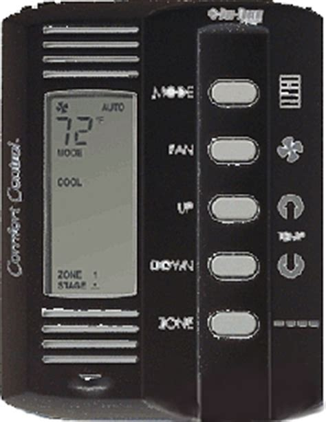 dometic comfort control center 2 thermostat manual comfort control center 3109228 001 for dometic zone