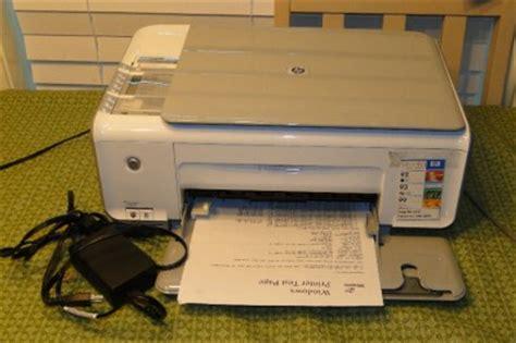 Printer Hp Photosmart C3180 hp photosmart c3180 all in one inkjet printer ebay