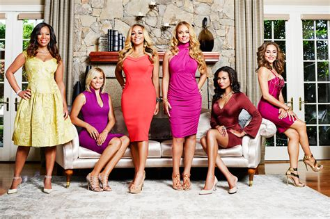 filming the real housewives of potomac reunion see the drama go down real housewives of potomac real housewives of dallas