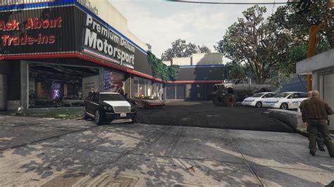 Car Dealer Enhancements Gta5 Mods Com