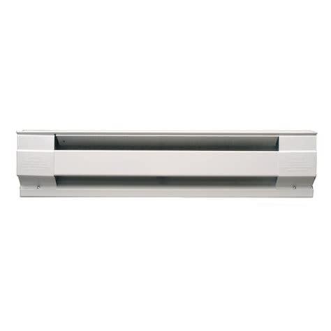 electric baseboard heater wattage 6f1500w cadet 6f1500w 72 quot f series electric baseboard