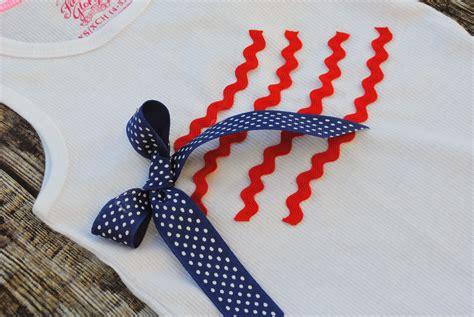 sew american flag shirt dollar store crafts