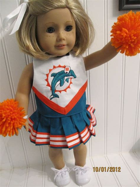 american doll design your own custom made american girl cheerleading by