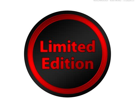 limited editions psd black and gold limited edition seals and buttons