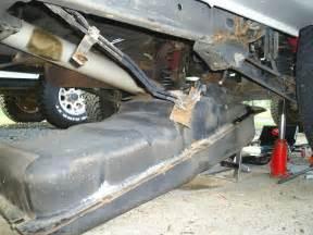 Isuzu Rodeo Fuel Tank Tank Fuel Sensor Location Get Free Image About