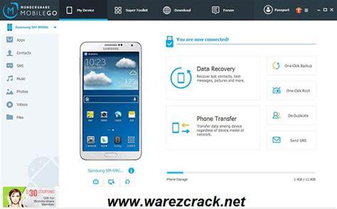 mobilego full version software wondershare mobilego crack 8 2 0 full version download