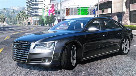 Gta 5 Auto Tuning Liste by Audi A8 Fsi 2010 V 233 Hicules T 233 L 233 Chargements Gta 5