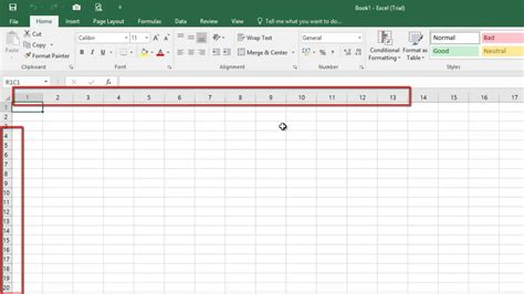 java pattern numeric exle how to show row numbers in excel 2013 tables in excel