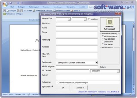 Word Vorlagen Office Word Vorlagen System Windows Bei Soft Ware Net