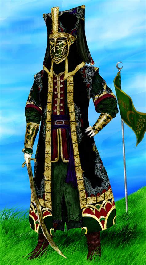 ottoman janissaries the janissary by zamroniagufan on deviantart