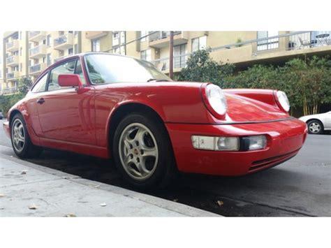 porsche 964 automatic porsche 964 california cars for sale