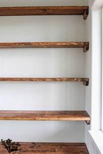 Diy Storage Shelves Diy Shelves 18 Diy Shelving Ideas