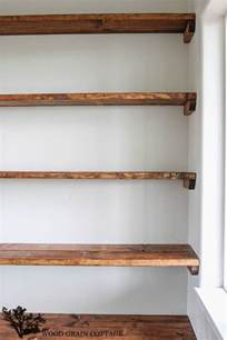 diy shelves 18 diy shelving ideas