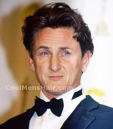 sean penn hairstyles sean penn hairstyles cool men s hair
