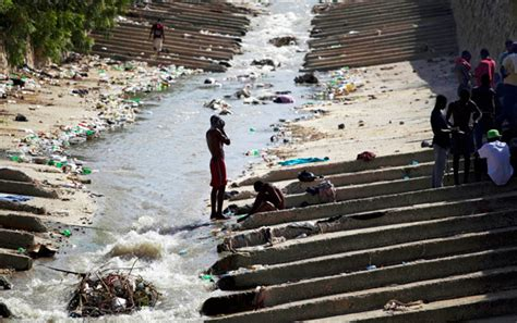 white house sanitation haiti s shadow sanitation system the new yorker