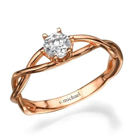 14k Ring Wedding by Infinity Ring Engagement Ring Wedding Ring Deco
