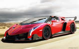 Lamborghini World Driveclub Shows A Lamborghini Veneno Racing Around