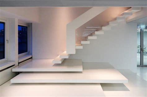 corian treppe kragstufentreppen treppenforschung