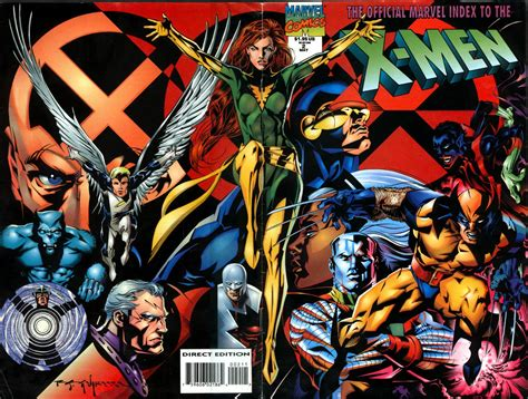 x comics who s who in comic book land keysmash