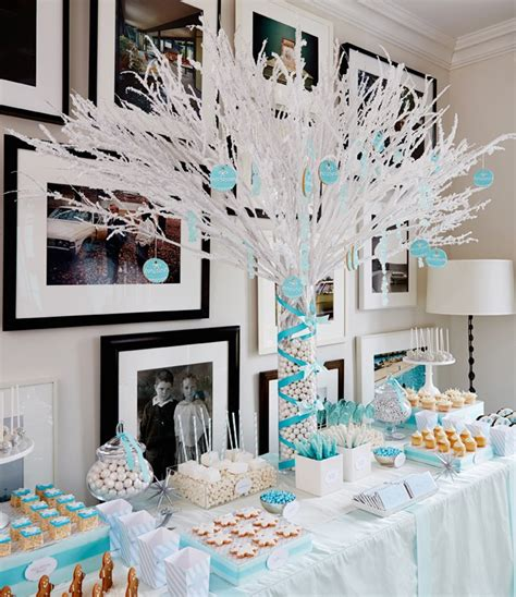 party themes for the winter winter wonderland party amy atlas events