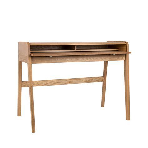 Table De Bureau En Bois by Bureau En Bois Barbier Par Zuiver