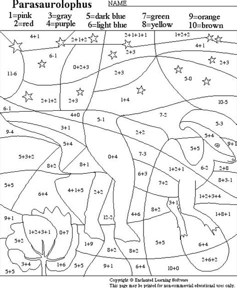 Addition Coloring Page 2nd Grade by Coloring Sheets For Math 2nd Grade 2nd Grade Color By