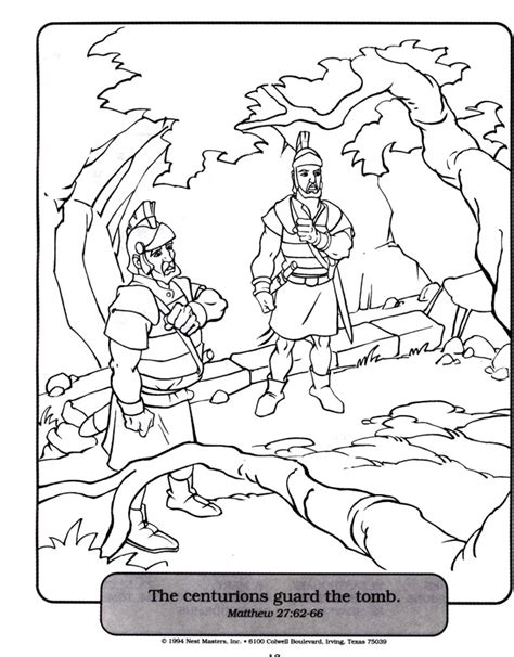 coloring page jesus heals centurion s servant free coloring pages of jesus and the centurion
