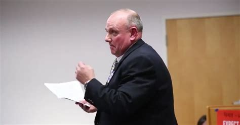 Has Some Severe Problems Says Sheriff by Dem Sheriff Candidate On Agreeing To