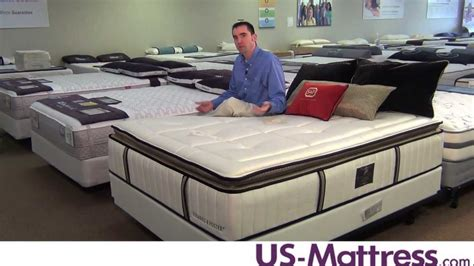 sealy signature luxury crib mattress stearns and foster mattress estate stearns and