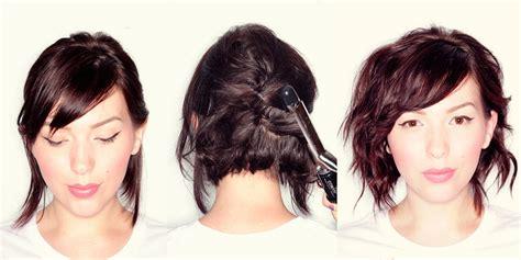 hair tutorials for medium hair 8 lovely short medium hair tutorials you should steal from