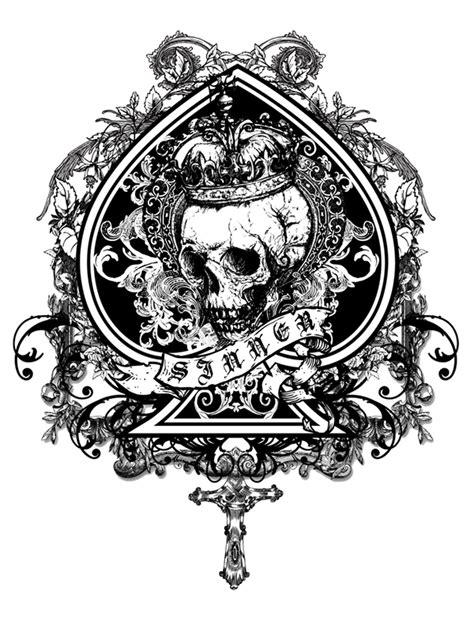 saint and sinner tattoo designs sinner t shirt on behance
