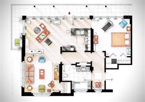 rendered floor plans pinterest the world s catalog of ideas