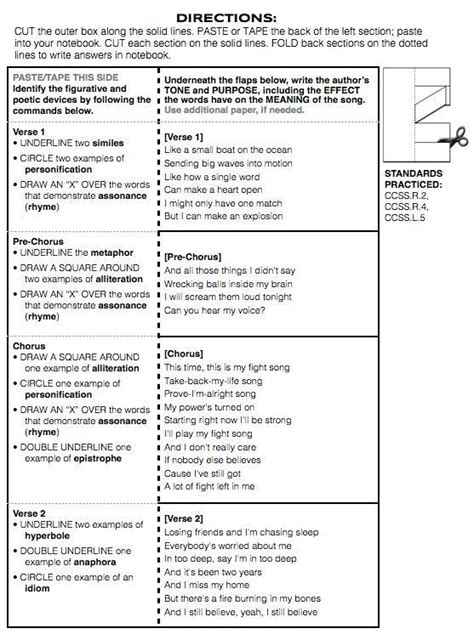 anaphora worksheet 25 best ideas about annotating text on reading reading strategies and