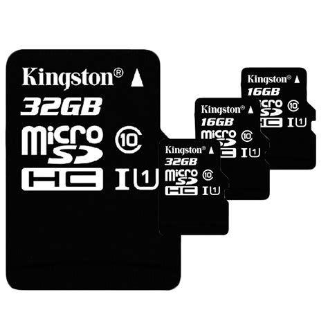 Memory Mmc Kingston 32gb aliexpress buy kingston class 10 micro sd card 16gb