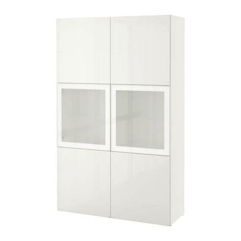 besta vitrine best 197 vitrine wei 223 selsviken hochglanz frostglas wei 223 ikea