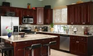 Kitchen Color Ideas With Cherry Cabinets by Kitchen Best Paint Colors For Kitchen With Cherry