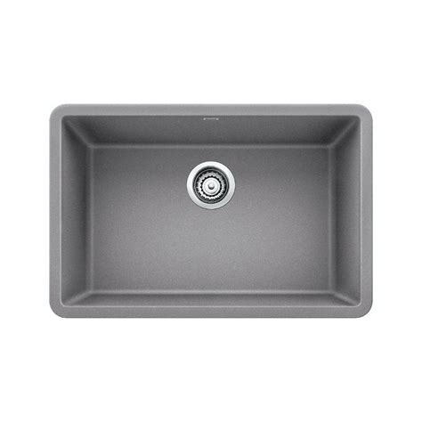 27 undermount kitchen sink blanco 401892 precis u 27 single undermount kitchen sink