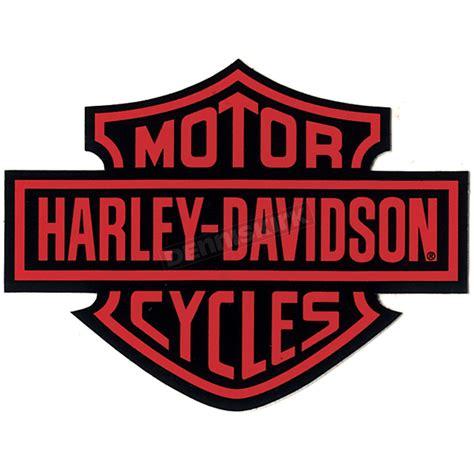 Harley Davidson Shield by Harley Davidson Inc Bar And Shield Harley Davidson Decal 2