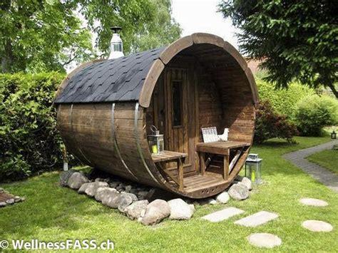 sauna garten barrel outdoor sauna garten sauna aussen sauna barrel