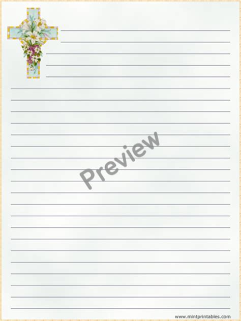 printable lined easter stationery search results for printable writing christmas paper