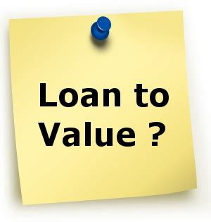 ltv loan to value ratio