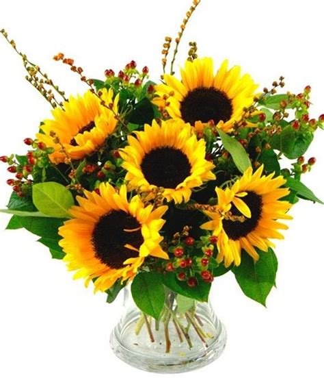 sunflower bouquets buy and send sunflowers bouquet for delivering in uk fineflora