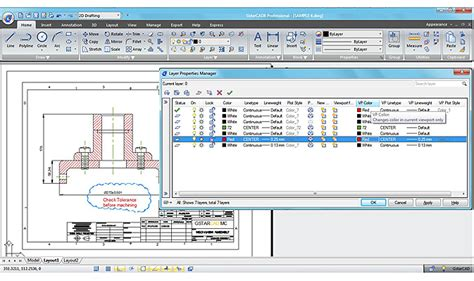 viewport layout gstarcad8 what s new reliable and affordable cad software