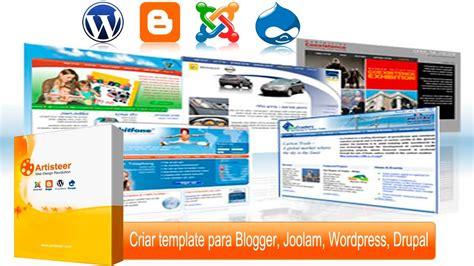 templates para blogger joomla criar template para blogger wordpress joomla drupal