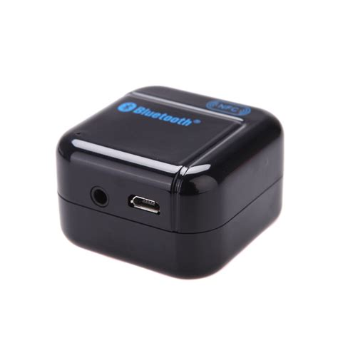 Bluetooth Receiver For Car Usb Port by H 266 Nfc 3 5mm Audio Interface Car Bluetooth