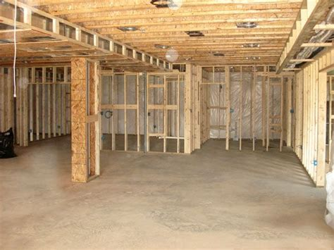 best way to finish basement 22 best images about basement finishing on