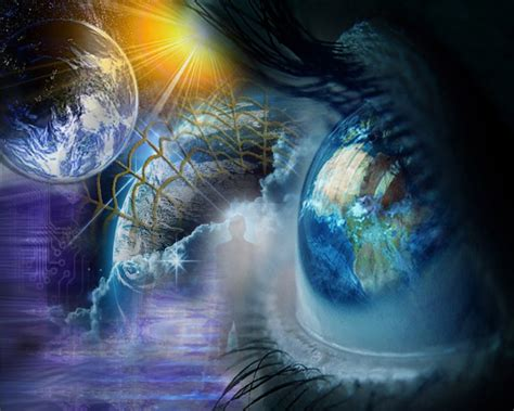 5th Dimensional Energy by The Living Creation Energies Counterpart Potential