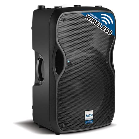 Speaker Active Bluetooth alto ts112w active pa speaker with bluetooth dv247