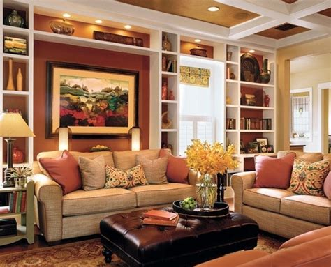Warm Inviting Living Room Ideas by Warm And Inviting These Colors For A Room