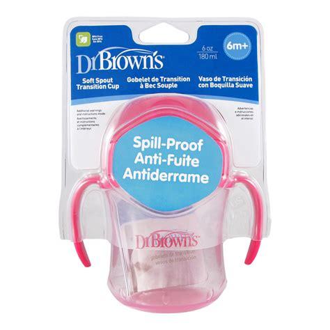 Dr Brown Browns Cup Soft Spout 37 soft spout transition cup 6 oz dr brown s